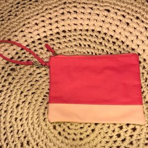 Handbags - Cute Pink Clutch